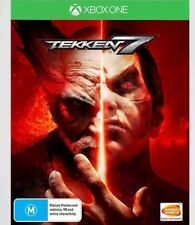TEKKEN 7 XBOX ONE GAME - NEW AND SEALED.