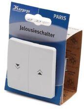 Kopp Jalousieschalter Paris weiß 651502087