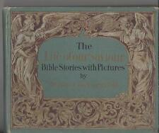 The life of our saviour bible stories with pictures schnorr von carolsfield hc