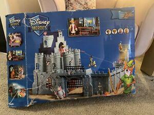 Famosa Disney Heros Robin Hood Castle Playset Used