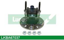 LUCAS Cubo de rueda Trasero Para OPEL VECTRA SAAB 9-3 FIAT CROMA LKBA67037