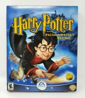 Harry Potter and the Philospher's Stone Big Box PC Game