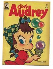 Little Audrey #17 1957 Australian Bubble Pipe Cover !