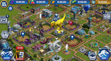 Jurassic World: The Game Accountboosting LVL UP Service