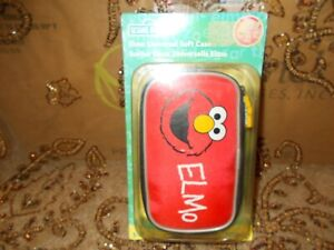 Sealed - Sesame Street ELMO Universal Soft Case  Dreamgear  -B429-9