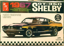 1967 Ford Mustang Shelby GT 350 1:25 AMT 834