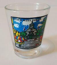 "St. Maarten Dutch West Indies 2.25"" Collectible Shot Glass (5-8)"