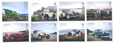 Jersey Motor Club Cars- Vintage Cars 50 years mnh set 2016