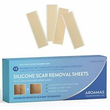 Aroamas Professional Silicone Scar Removal Sheets for Scars Caused by C-Section,
