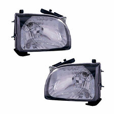 New Pair of Headlights left and RIght Fits 2001-2004 Toyota Tacoma