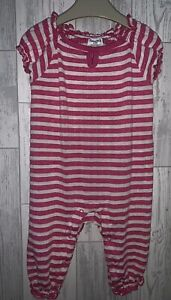 Girls Age 6-12 Months - Summer Romper / Play Suit