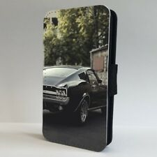 American Muscle car Fast Back Black FLIP PHONE CASE COVER for IPHONE SAMSUNG