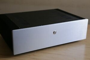 Sony V-FET by N. Pass power amplifier