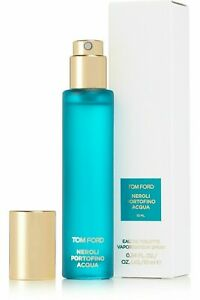 Tom Ford Neroli Portofino Acqua EDP Travel Spray .34 fl oz. NIB Sealed