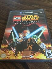 Lego Star Wars The Video Game Nintendo GameCube Game Cib G1