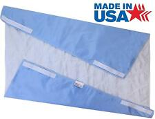 34 x 36 - Premium Incontinence Washable Underpad with Handles / Reusable Bed Pad
