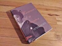 Memoirs of a Geisha Arthur Golden First Edition 1st Printing RARE Hardcover DJ