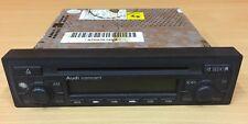 AUDI A2 HEAD CONCERT UNIT DISC CHANGER CD PLAYER RADIO & CODE