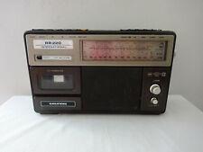 Radio Grundig RR220 International Recorder