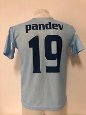 maglia calcio SS Lazio Pandev n.19 tg.S jersey football soccer maillot Z239