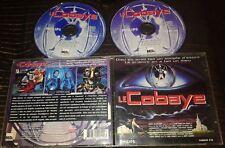 LE COBAYE TRES RARE FILM EN DOUBLE CDI INTERACTIF VIDEO CD