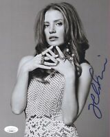JESSICA CHASTAIN Signed IT CHAPTER 2 8x10 Photo Autograph THE HELP JSA COA