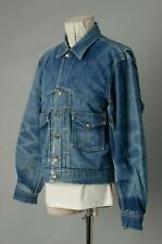 Vtg Buckaroo by Big Smith Denim Work Jacket Size 46