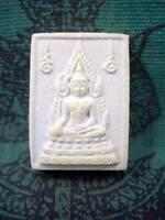 Phra Buddha Chinarat LP Lersi Lingdam Wat Thasung Talisman Magic Thai Amulet