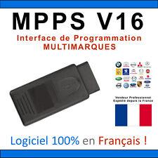 OBD2 MPPS V16.1.02 ECU Chip Tuning interface for EDC15 EDC16 EDC17 MED9.x,PPD1/x