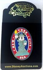 Disney Auctions P.I.N.S. Pin Minnie Mouse NYC New York City Statue of Liberty