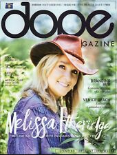 Dope Magazine October 2015 Melissa Etheridge Branding Bud Venice Beach