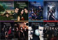 The Vampire Diaries Choice of Individual Season DVD Sets 1 2 3 4 5 6 7 or 8 New