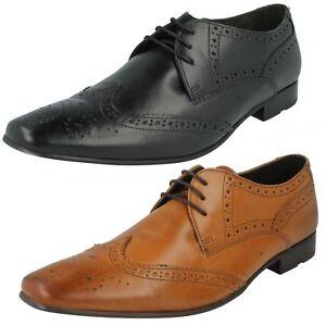 Ausverkauf London Base Fettleder Leather Mode Brogue Charles Mto 2 Farben IN