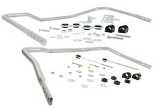 WHITELINE BHK003 Front & Rear Sway Bar Vehicle Kit fits HOLDEN COMMODORE VR, VS