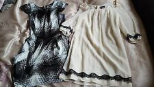 Bundle Of Two Lipsy Dresses Size 8 and 10