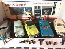 RIVETS NOREV, 12 PIECES PANACHÉES, CHASSIS PLASTIQUE ET METAL, VOIR ANNONCE