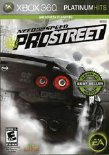 Need for Speed: Prostreet Xbox 360 New Xbox 360