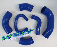 Mitsubishi EVO 7 8 9 CT9A intercooler hose kit Blue