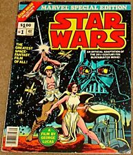MARVEL SPECIAL EDITION TREASURY STAR WARS 1 GIANT SIZE RARE F/VF 1977 OVERSIZE