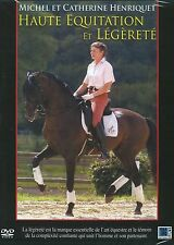 DVD Haute Equitation et Légèreté