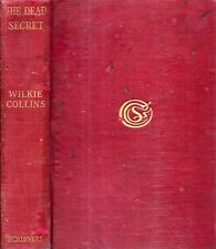 1908 WILKIE COLLINS DEAD SECRET ILLUSTRATED EDITION 4 FULL PAGE PRINTS