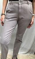 LADIES edc by ESPRIT Slim Fit Boyfriend Summer Chino Trousers Cotton sizes 32-42