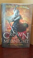 Throne of Glass: Crown of Midnight by Sarah J. Maas (2013, HC)