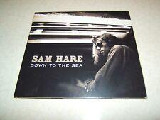 SAM HARE : DOWN TO THE SEA  CD ALBUM 2010 CARD DIGICASE