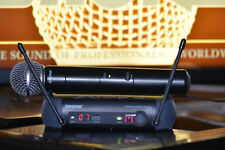 Shure PGX24 SM58 Wireless Professional Microphone System H6 (524-542Mhz)