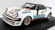 Coches de carreras de automodelismo y aeromodelismo color principal rojo Porsche de escala 1:18