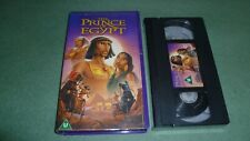 The Prince Of Egypt (VHS, 1999)SEALED