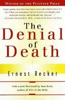 Denial of Death, Paperback by Becker, Ernest, Like New Used, Free P&P in the UK