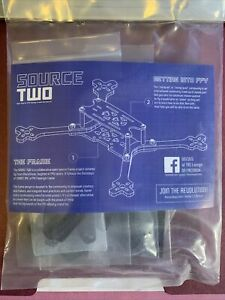 TBS Source Two Open Source FPV Racing Frame Version 0.1