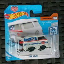 Hot wheels kool kombi Volkswagen splitscreen camper drag bus magnus walker